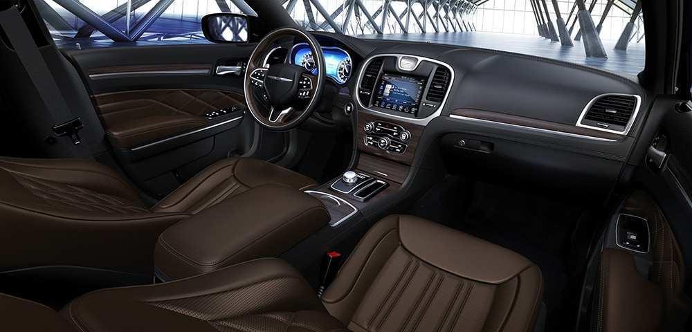 22 The 2019 Chrysler 300 Interior Spy Shoot for 2019 Chrysler 300 Interior