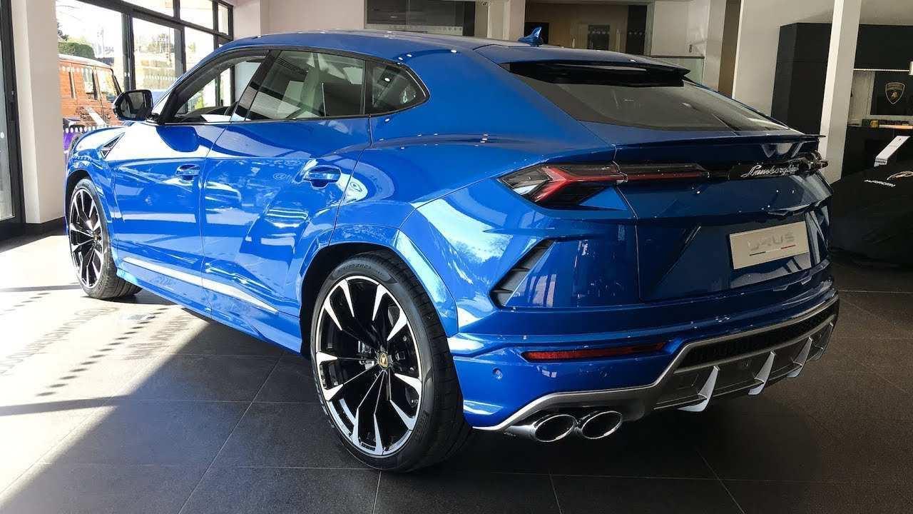 22 The 2019 Lamborghini Urus Review Redesign With 2019 Lamborghini