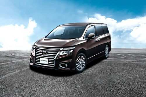22 The 2019 Nissan Elgrand Exterior and Interior with 2019 Nissan Elgrand