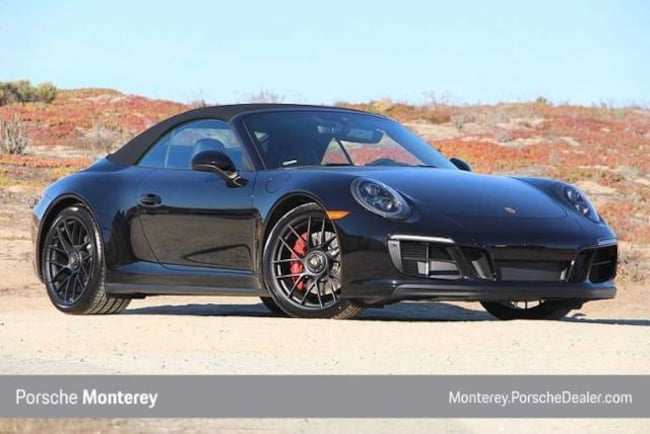 22 The 2019 Porsche Gts Overview with 2019 Porsche Gts
