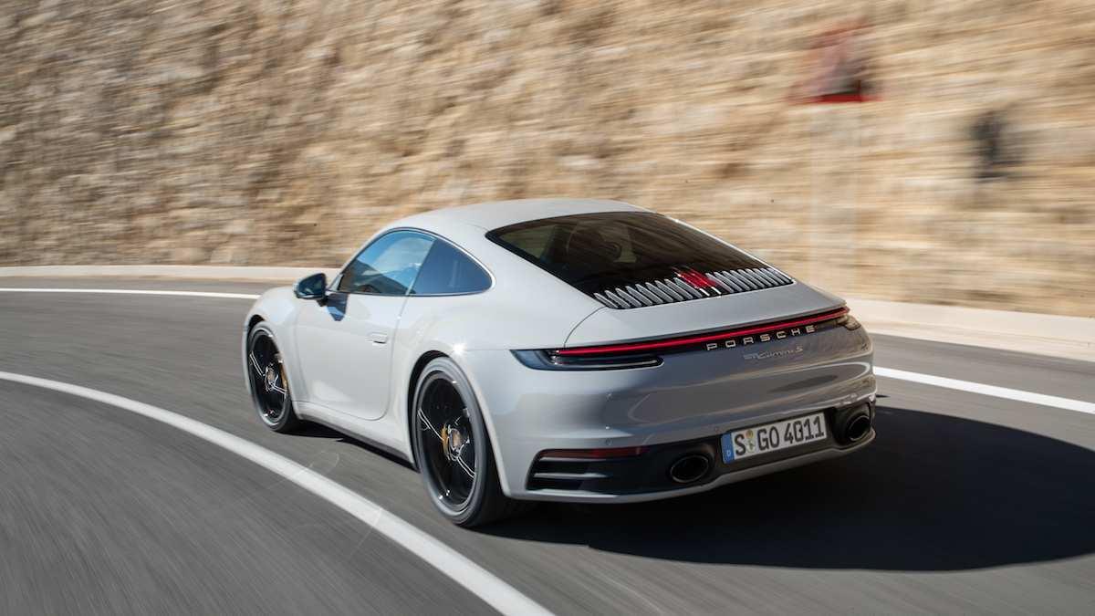 22 The 2020 Porsche 992 Configurations for 2020 Porsche 992