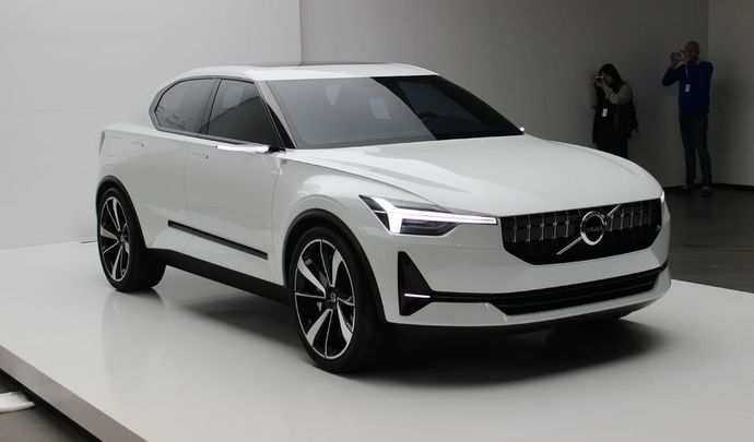 22 The Volvo 2019 Electrique Pictures by Volvo 2019 Electrique