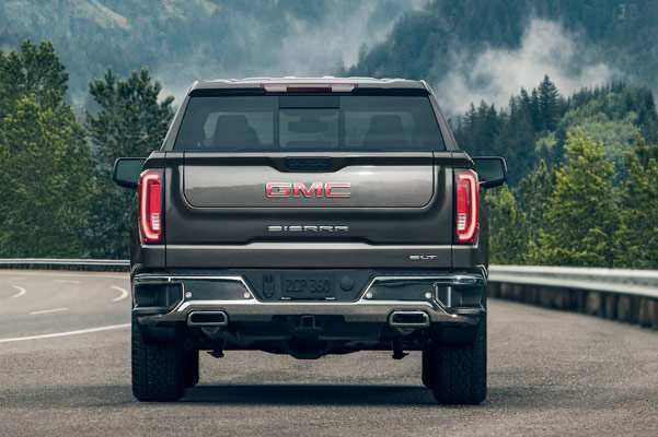 23 All New 2019 Gmc 1500 Specs Exterior with 2019 Gmc 1500 Specs
