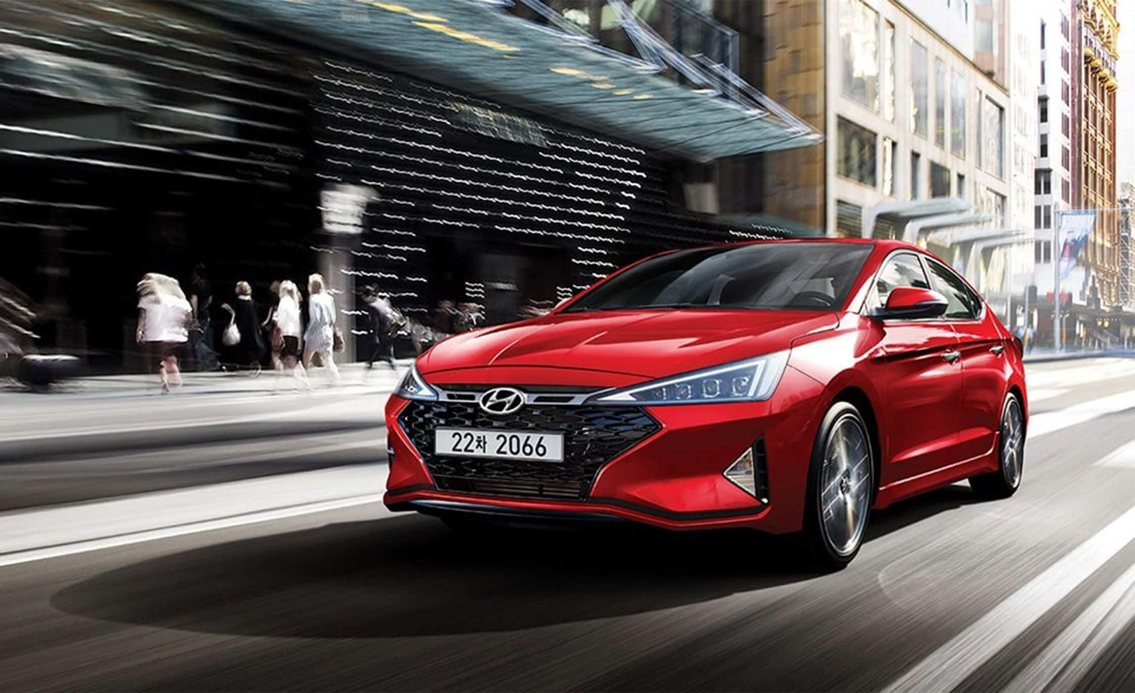23 All New 2019 Hyundai Elantra Sport Concept by 2019 Hyundai Elantra Sport