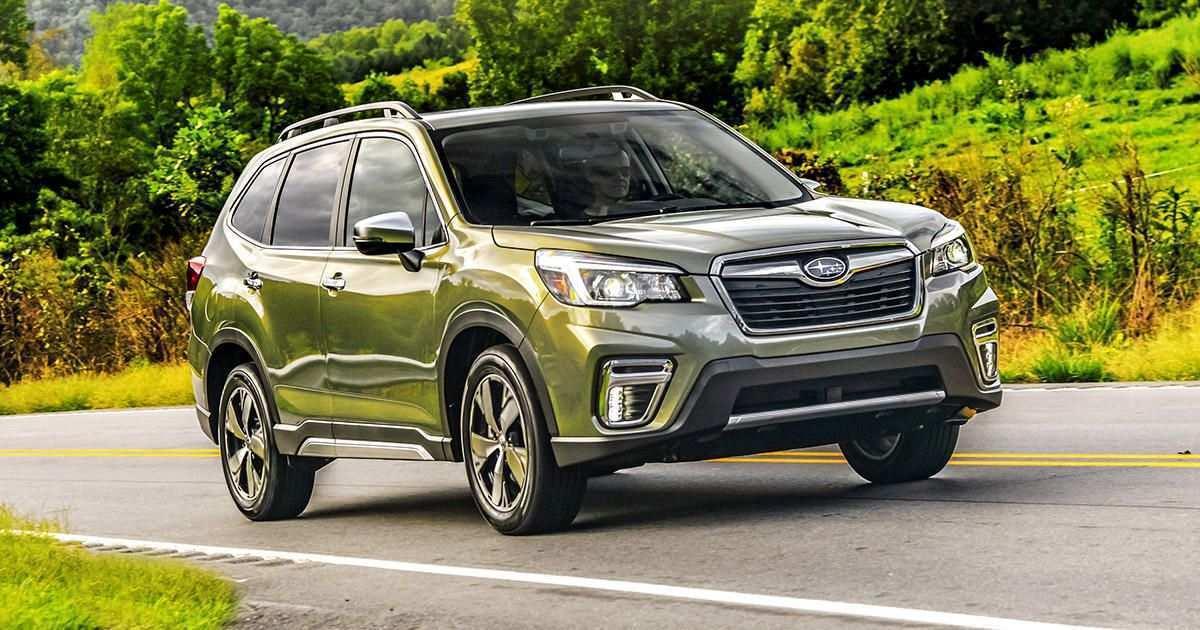 23 All New 2019 Subaru Updates Pictures for 2019 Subaru Updates