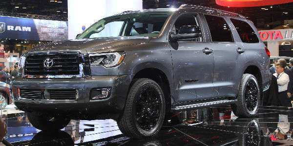 23 All New 2019 Toyota Sequoia Review First Drive by 2019 Toyota Sequoia Review