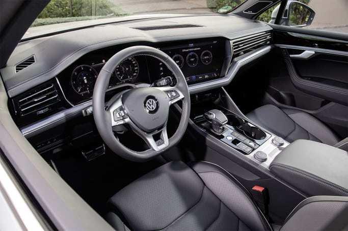 23 All New 2019 Volkswagen Touareg Exterior for 2019 Volkswagen Touareg