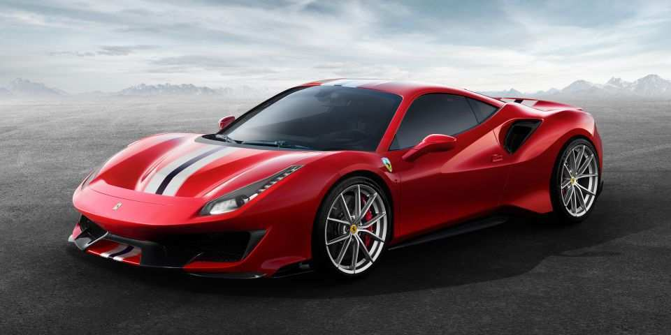 23 Best Review 2019 Ferrari 488 Pista 2 Redesign for 2019 Ferrari 488 Pista 2