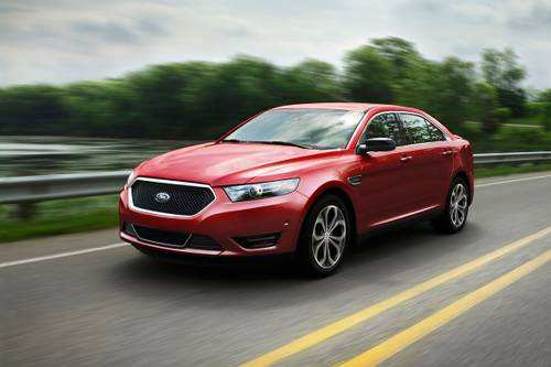 23 Best Review 2019 Ford Taurus Sho Redesign for 2019 Ford Taurus Sho