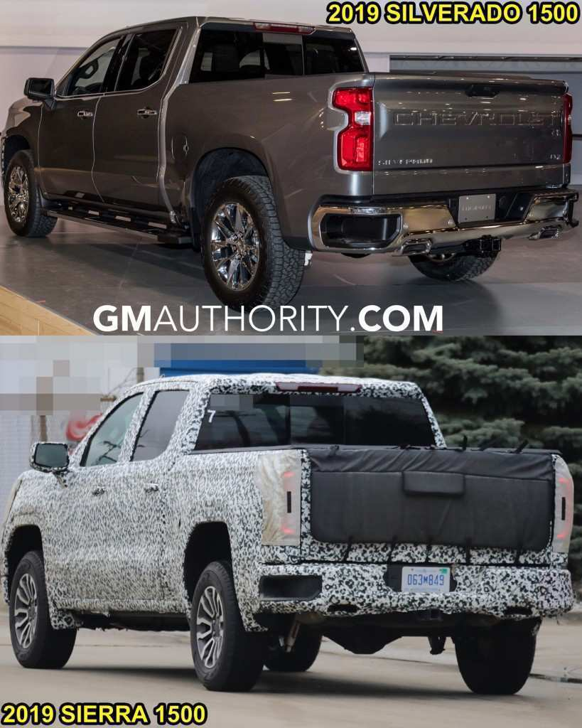 23 Best Review 2019 Gmc Vs Silverado Engine for 2019 Gmc Vs Silverado