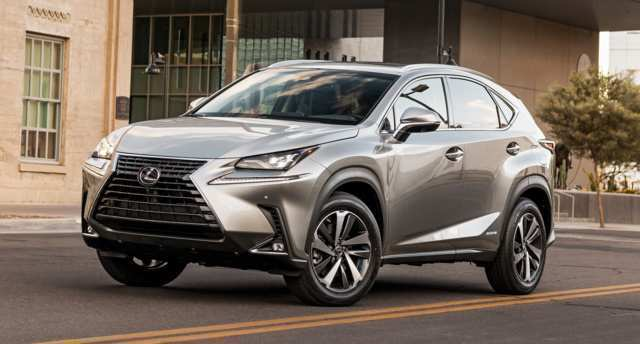 23 Best Review 2019 Lexus Nx Concept for 2019 Lexus Nx