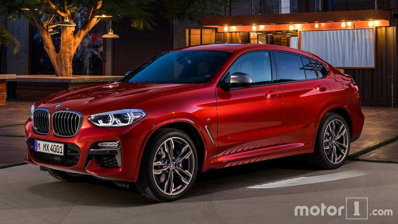23 Best Review 2020 Bmw X4M Exterior for 2020 Bmw X4M