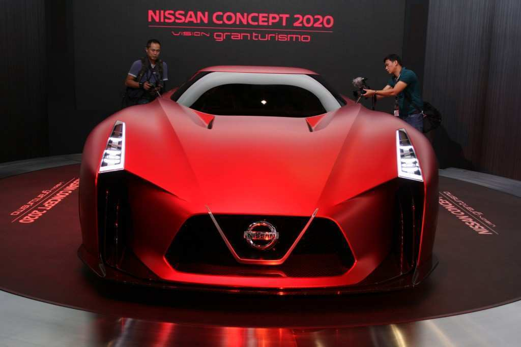 23 Best Review Nissan 2020 Vision Gt Wallpaper with Nissan 2020 Vision Gt