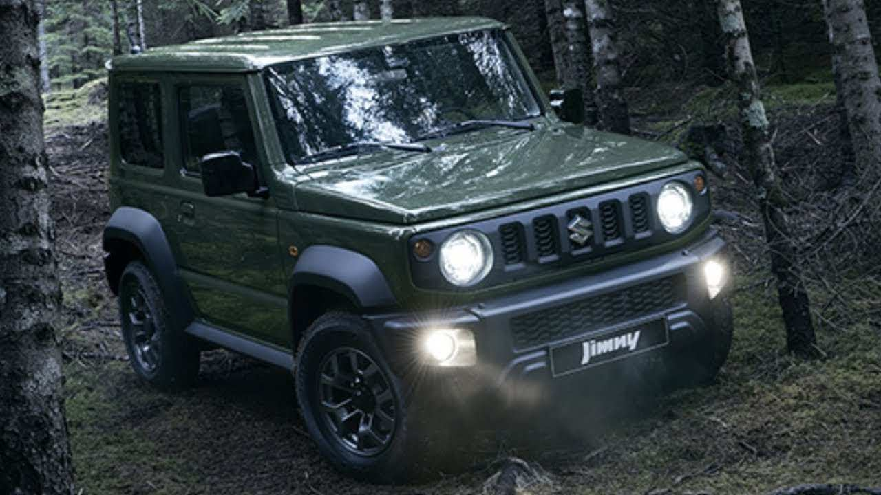 23 Best Review Suzuki Jimny 2019 Model Redesign and Concept with Suzuki Jimny 2019 Model