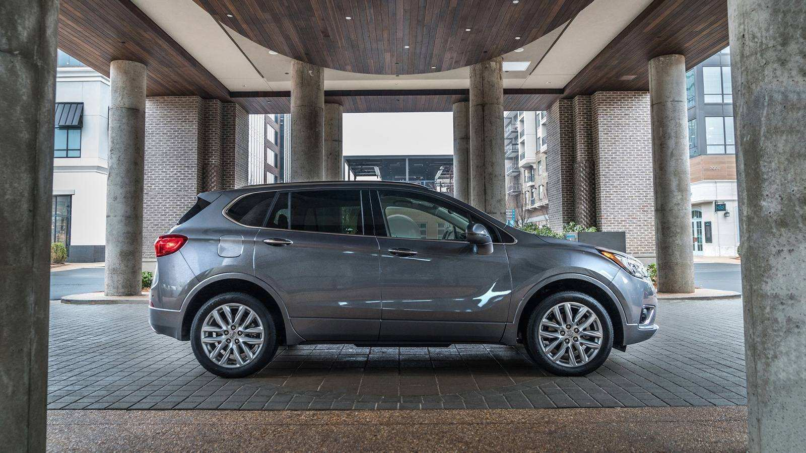 23 Concept of 2019 Buick Envision Review Wallpaper by 2019 Buick Envision Review