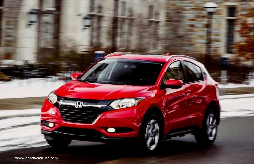 23 Concept of 2019 Honda Hrv Redesign Review by 2019 Honda Hrv Redesign