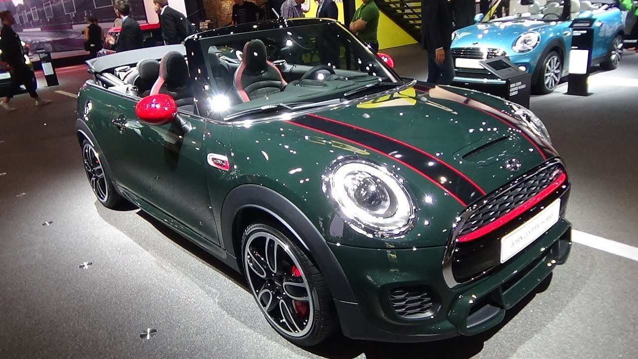 23 Concept of 2019 Mini John Cooper Works Convertible History with 2019 Mini John Cooper Works Convertible