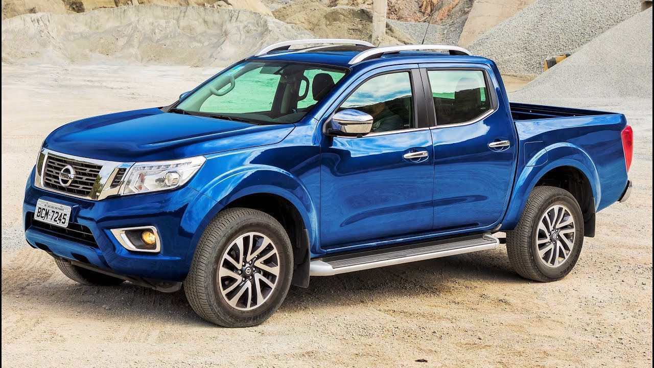 23 Concept of 2019 Nissan Pickup Spesification with 2019 Nissan Pickup