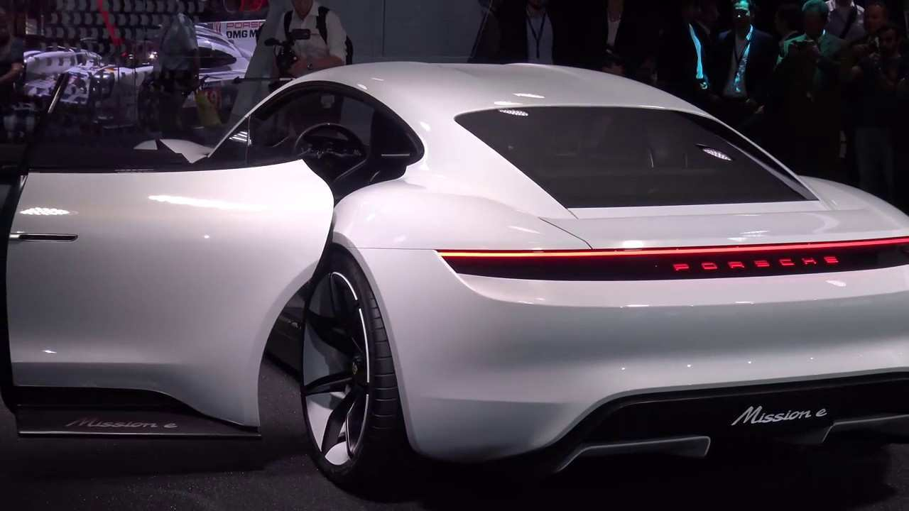 23 Concept of 2019 Porsche Electric Car Pricing by 2019 Porsche Electric Car