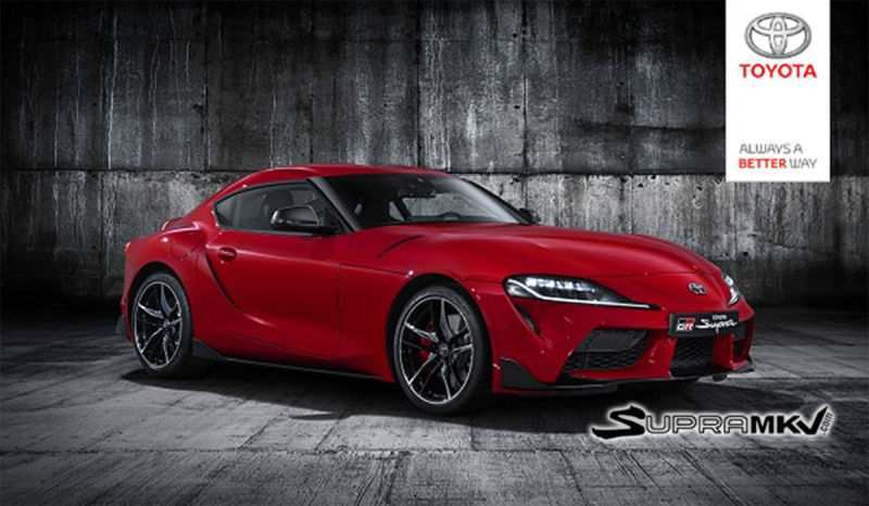 23 Concept of 2019 Toyota Supra Update Specs with 2019 Toyota Supra Update