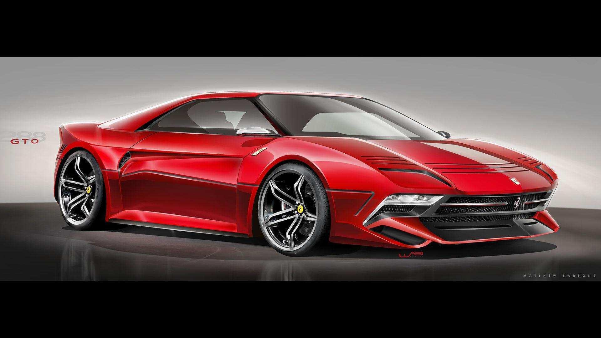 23 Concept of 2020 Ferrari 288 Gto Spesification for 2020 Ferrari 288 Gto