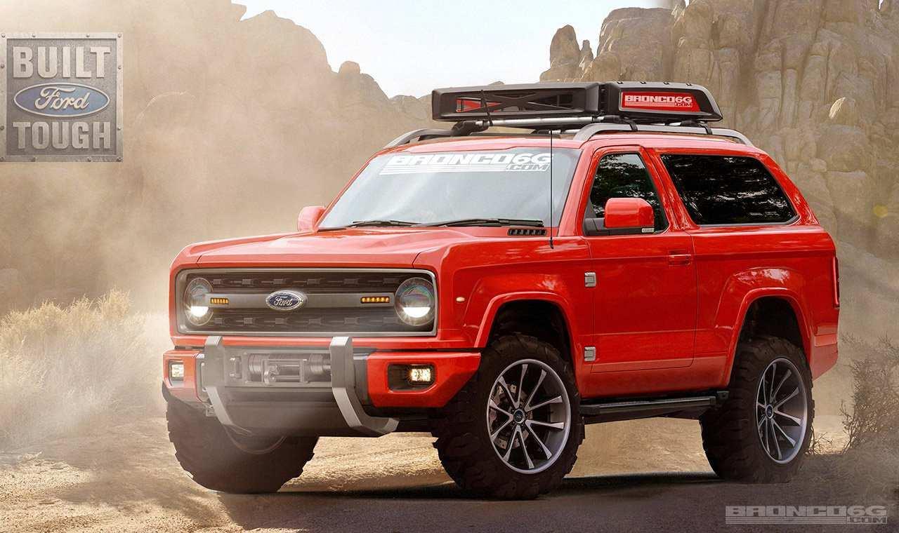 23 Concept of 2020 Orange Ford Bronco History by 2020 Orange Ford Bronco