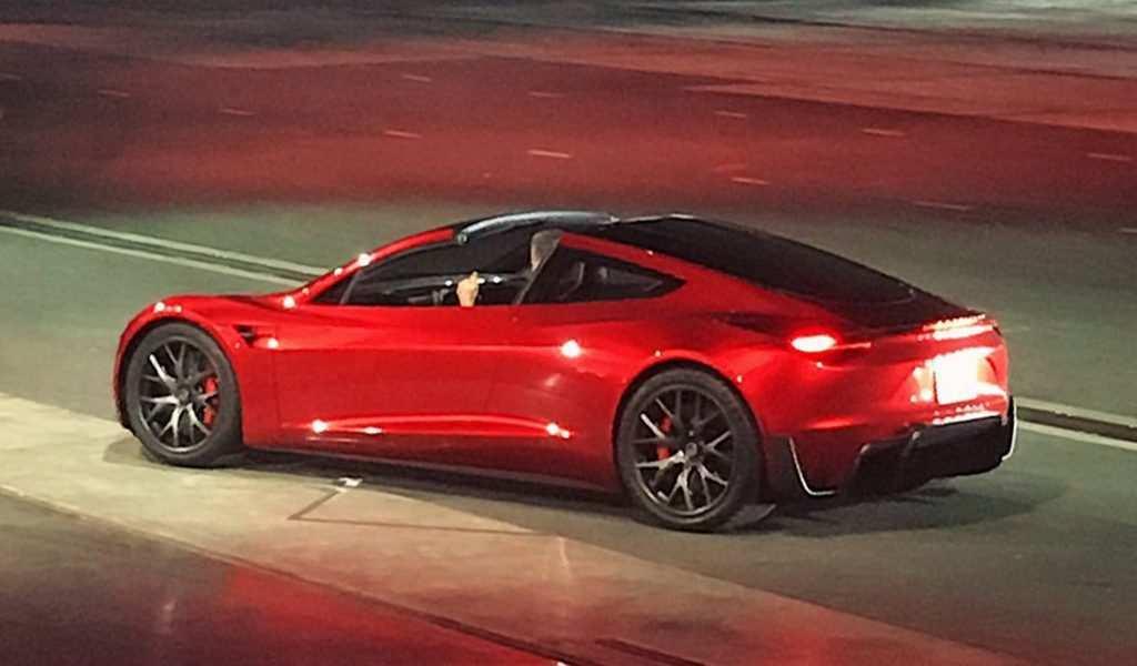 23 Concept of 2020 Tesla Roadster Quarter Mile Exterior with 2020 Tesla Roadster Quarter Mile