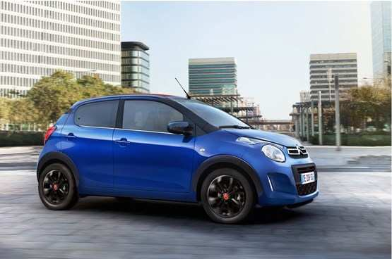 23 Concept of Citroen C1 2020 Redesign for Citroen C1 2020