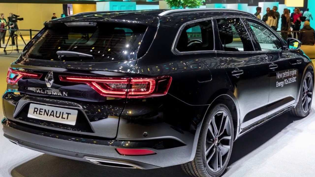 23 Concept of Renault Talisman 2020 Photos by Renault Talisman 2020