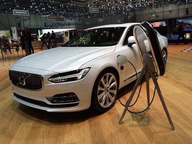 23 Concept of Volvo 2019 Electrique Exterior and Interior for Volvo 2019 Electrique