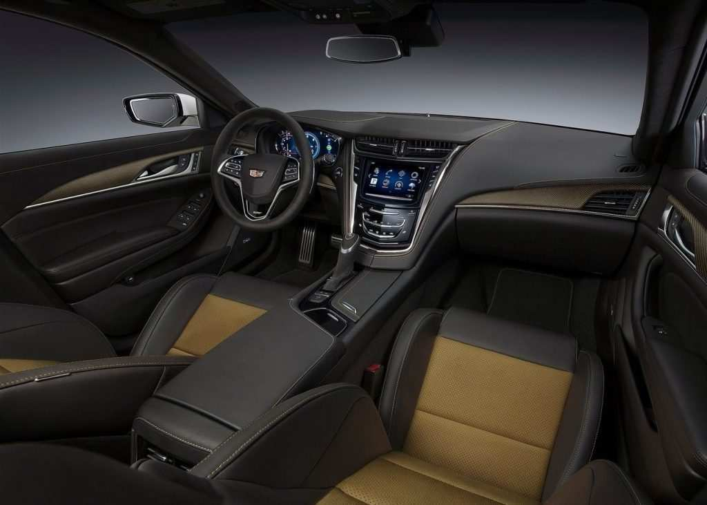23 Gallery of 2019 Cadillac Interior Ratings by 2019 Cadillac Interior