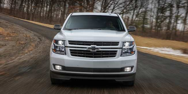 23 Gallery of 2019 Chevrolet Suburban Rst Performance Package Engine by 2019 Chevrolet Suburban Rst Performance Package