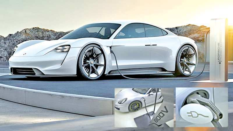 23 Gallery of 2019 Porsche Electric Car Spy Shoot for 2019 Porsche Electric Car