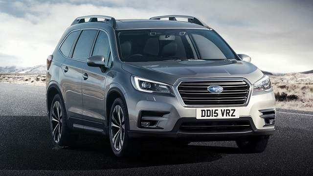 23 Gallery of 2019 Subaru Forester Spy Photos Exterior with 2019 Subaru Forester Spy Photos