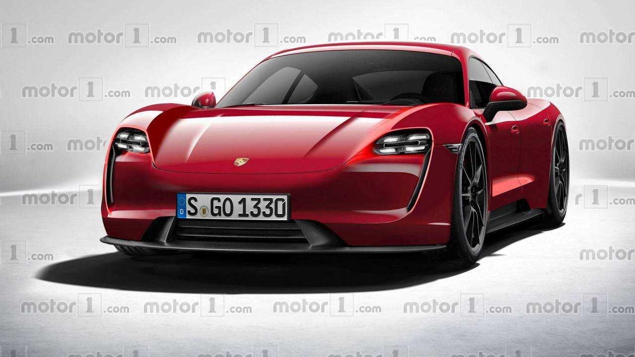 23 Gallery of 2020 Porsche Mission E Electric Sedan Spied Testing Alongside Teslas Engine with 2020 Porsche Mission E Electric Sedan Spied Testing Alongside Teslas