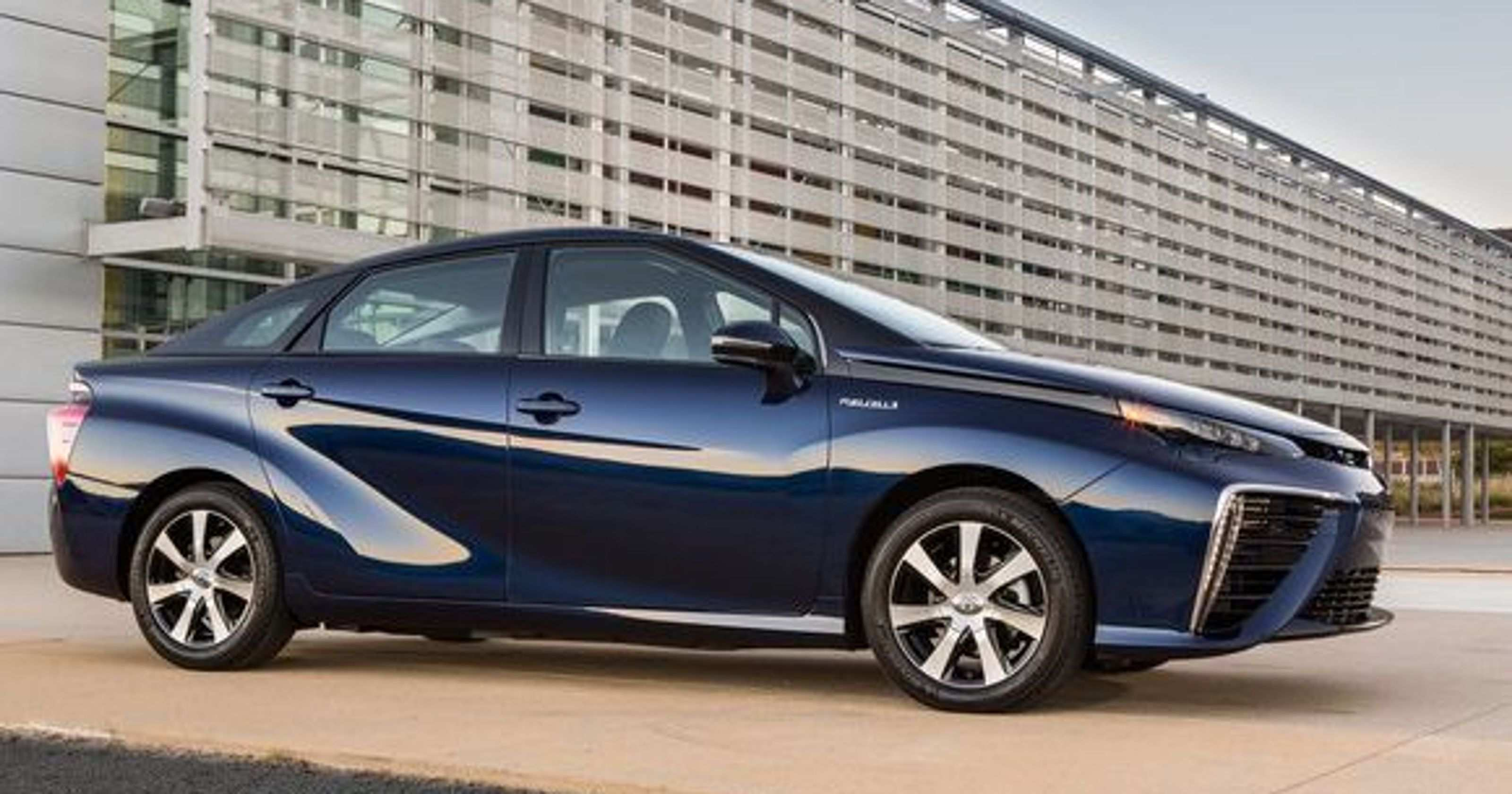 23 Gallery of 2020 Toyota Electric Car Specs and Review with 2020 Toyota Electric Car