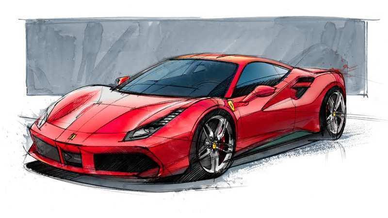 23 Gallery of Ferrari Modelle 2020 Redesign and Concept by Ferrari Modelle 2020