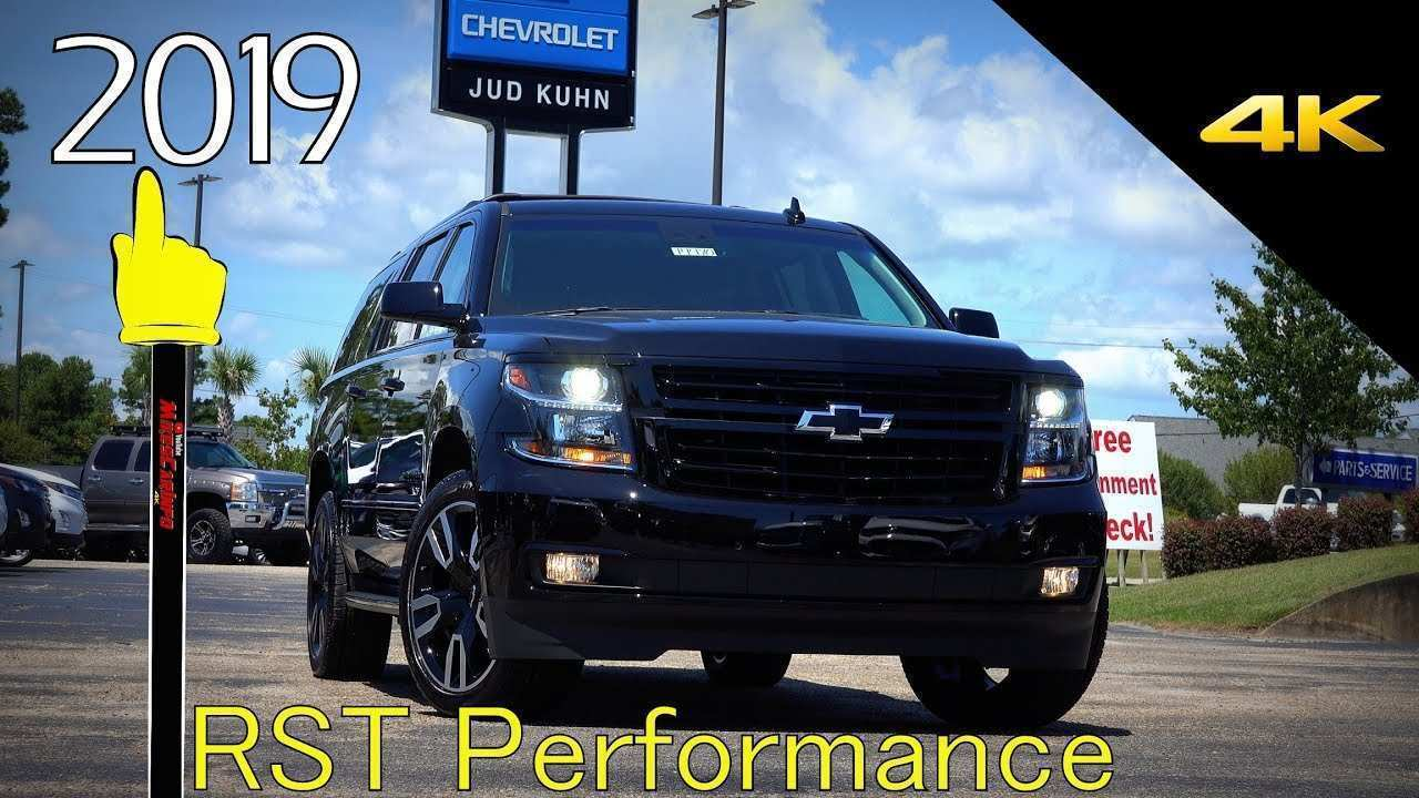 23 Great 2019 Chevrolet Suburban Rst Pricing for 2019 Chevrolet Suburban Rst