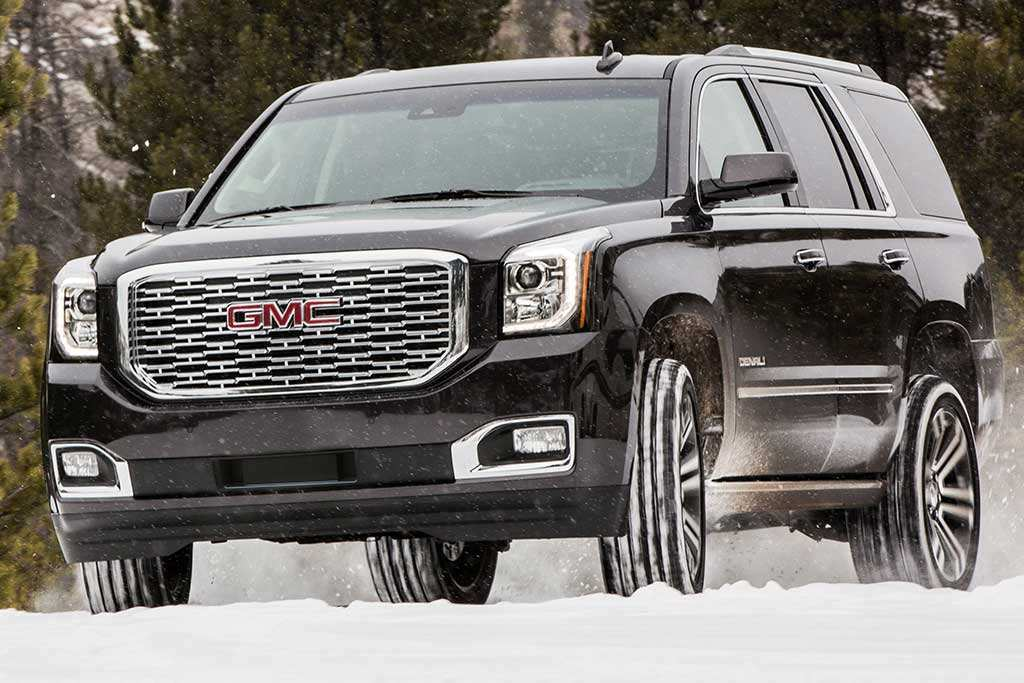 23 Great 2019 Gmc Tahoe Specs by 2019 Gmc Tahoe