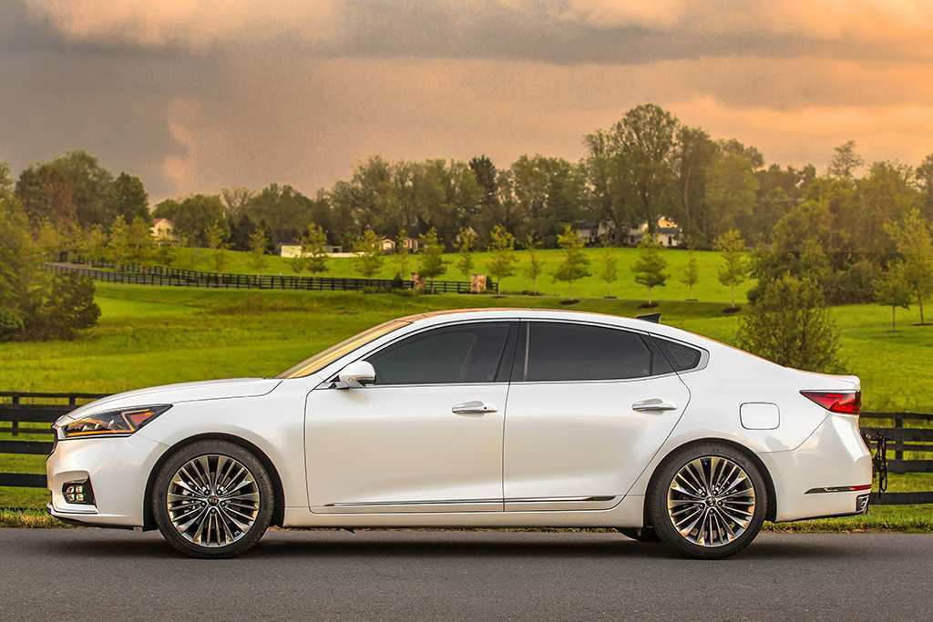 23 Great 2019 Kia Cadenza Redesign with 2019 Kia Cadenza