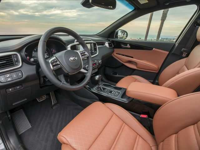 23 Great 2019 Kia Sorento Price First Drive with 2019 Kia Sorento Price