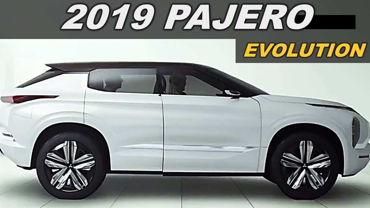 23 Great 2019 Mitsubishi Montero Performance and New Engine for 2019 Mitsubishi Montero