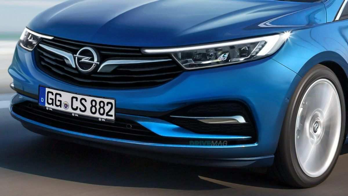 23 Great 2019 Opel Astra Sedan First Drive for 2019 Opel Astra Sedan
