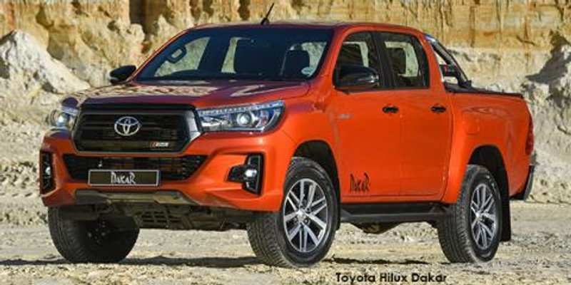 23 Great 2019 Toyota Bakkie Exterior for 2019 Toyota Bakkie