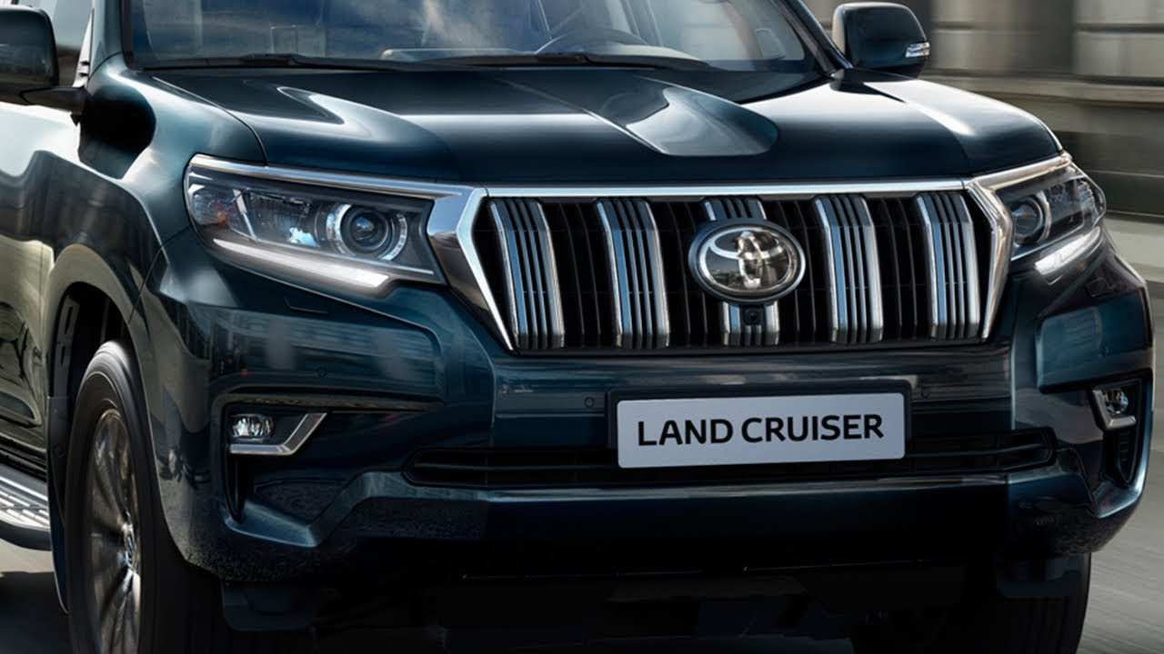 23 Great 2019 Toyota Land Cruiser Spy Shots Overview with 2019 Toyota Land Cruiser Spy Shots