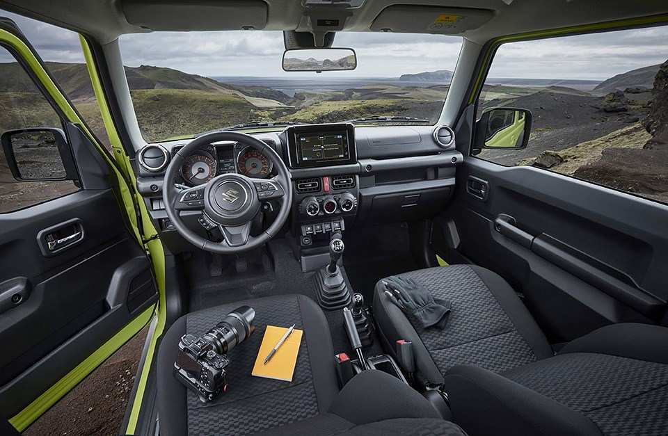 23 Great New 2019 Suzuki Jimny Pricing for New 2019 Suzuki Jimny