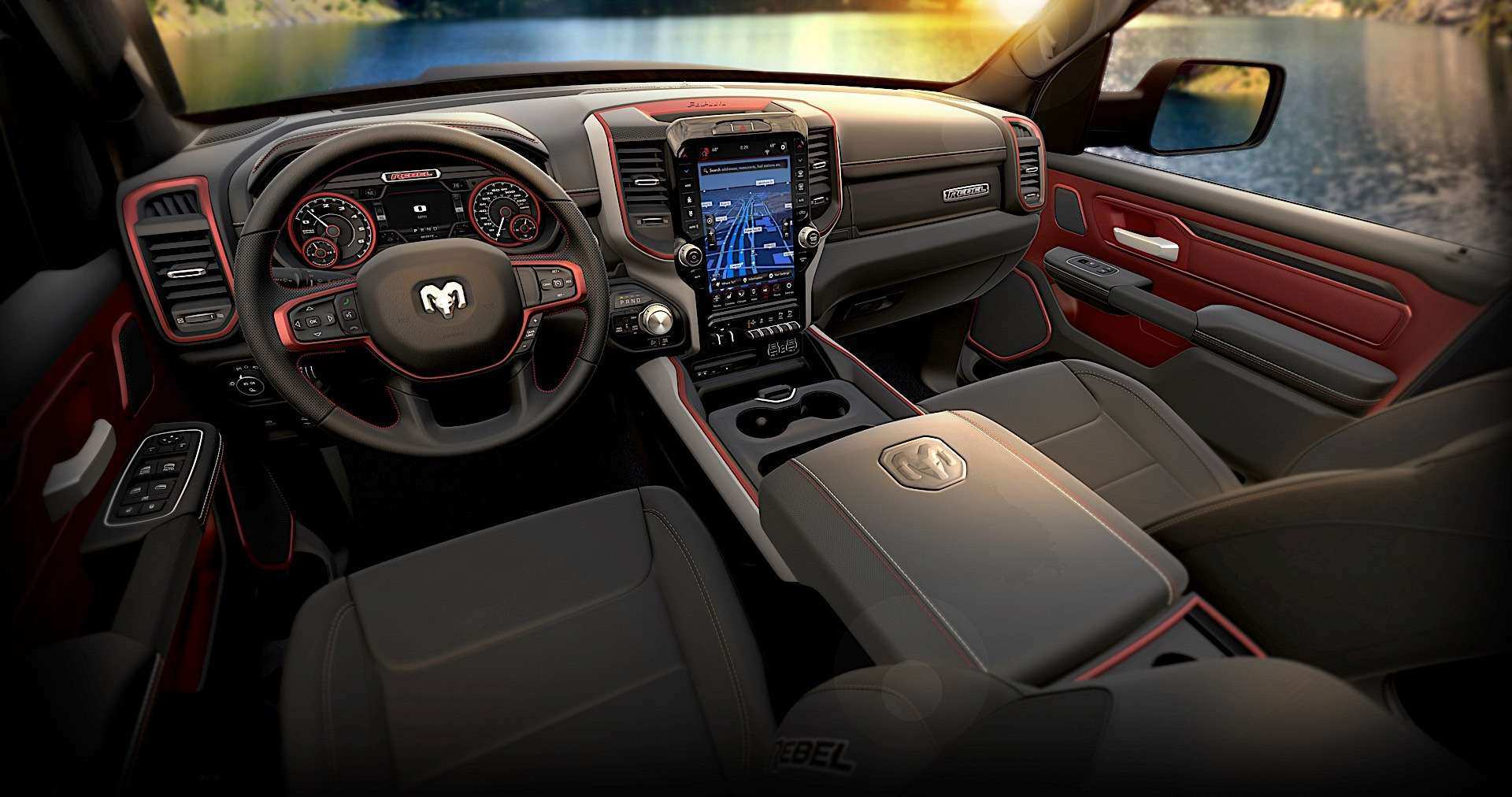 23 New 2019 Dodge Laramie Interior Redesign with 2019 Dodge Laramie Interior