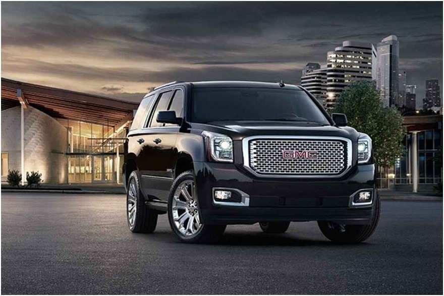 23 New 2019 Gmc Yukon Redesign Redesign for 2019 Gmc Yukon Redesign