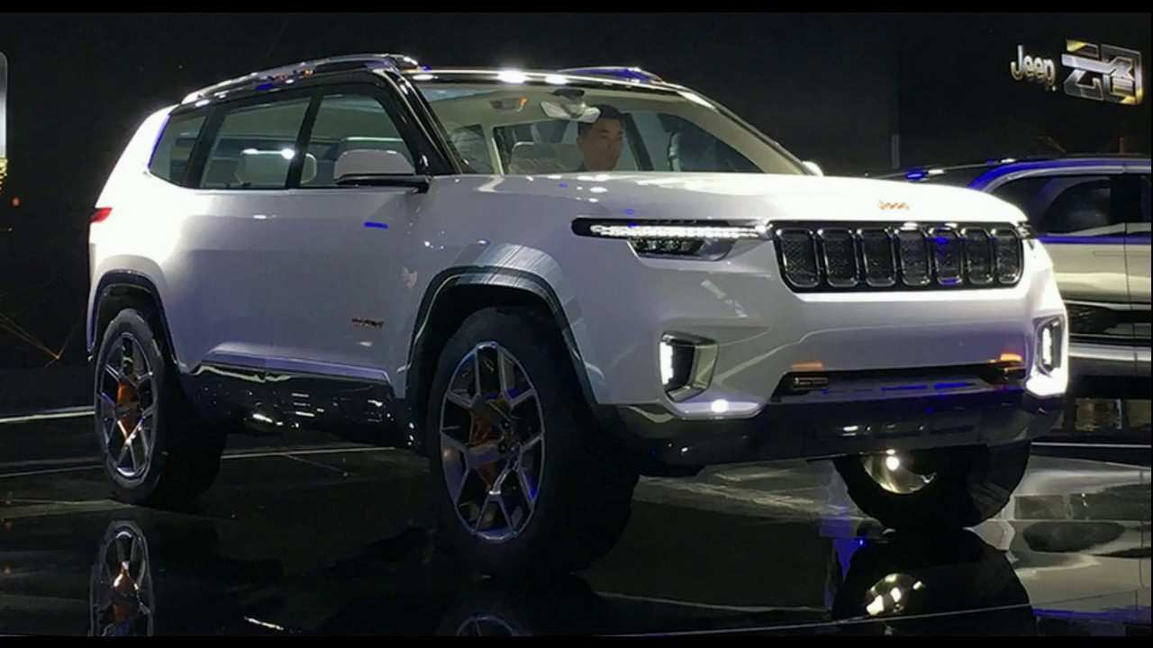 23 New 2019 Jeep Suv Release Date with 2019 Jeep Suv