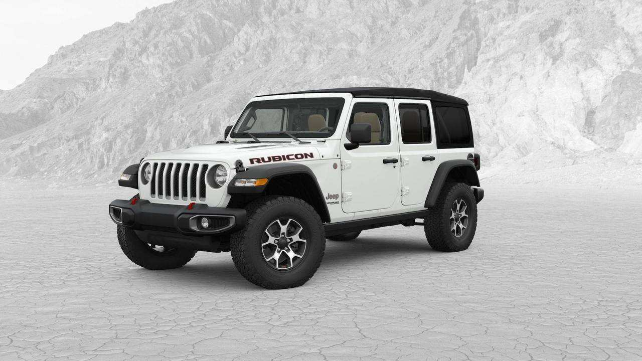23 New 2019 Jeep Wrangler 4 Door Performance and New Engine for 2019 Jeep Wrangler 4 Door